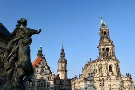 Katholische Hofkirche, Dresden, Germany