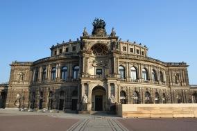 Semperoper, Dresden, Germany