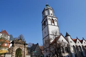 Frauenkirche, Meissen, Germany