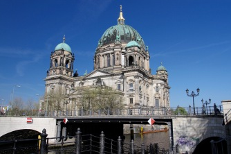 Berliner Dom, River Spree, Berlin