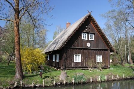 Lehde, Spreewald, Germany