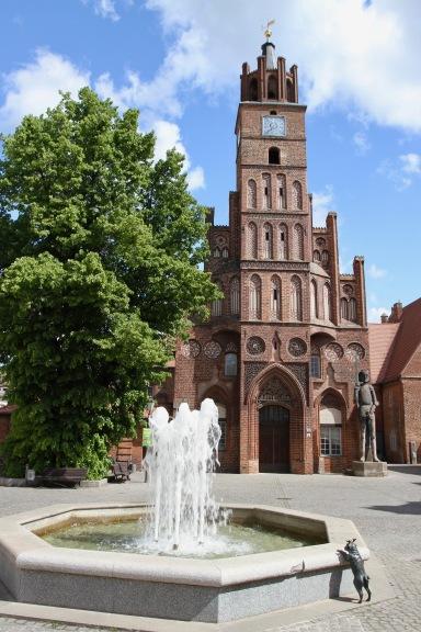 Town Hall, Brandenburg an der Havel, Germany