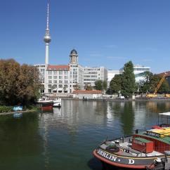 Spittelmarkt, River Spree, Berlin