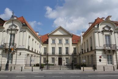 Pałac Młodziejowskich, Warsaw, Poland