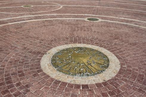 Nicolaus Copernicus memorial, Warsaw, Poland