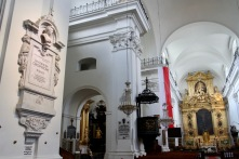 Chopin's Heart, Holy Cross Church, Warsaw, Poland