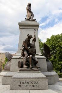Tadeusz Kościuszko Memorial, Warsaw, Poland