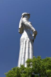 Mother Georgia, Tbilisi, Georgia