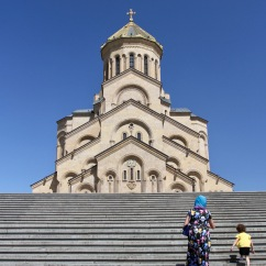 Holy Trinity Cathedral, Tbilisi, Georgia