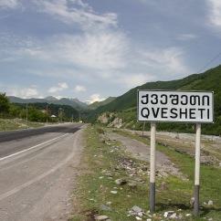 Georgian Military Highway, Georgia