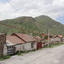 Georgian Military Highway, Kazbegi, Georgia