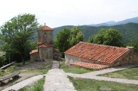 Nekresi Monastery, Kakheti, Georgia