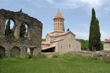 Ikalto Monastery, Kakheti, Georgia