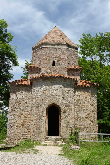 Dzveli (Old) Shuamta Monastery, Kakheti, Georgia