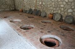 Wine production, Kakheti, Georgia