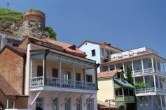 Old Town, Tbilisi, Georgia