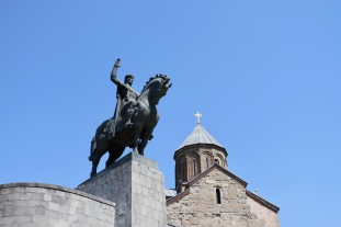 Church of the Assumption, Old Town, Tbilisi, Georgia