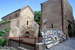 Anchiskhati Basilica, Old Town, Tbilisi, Georgia