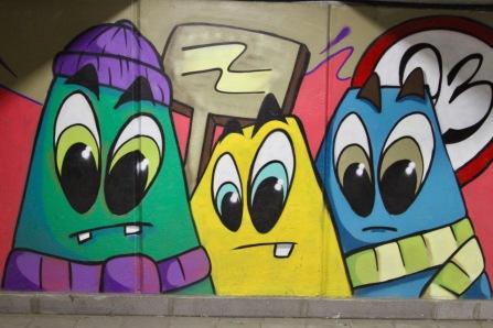 Street Art, Tbilisi, Georgia