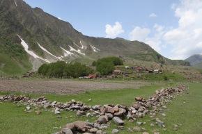 Truso Valley, Kazbegi, Georgia