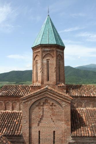 Gremi Citadel, Kakheti, Georgia