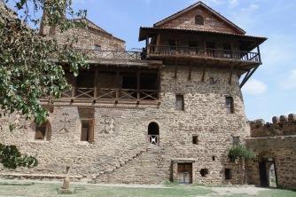 David Gareji Monastery, Kakheti, Georgia