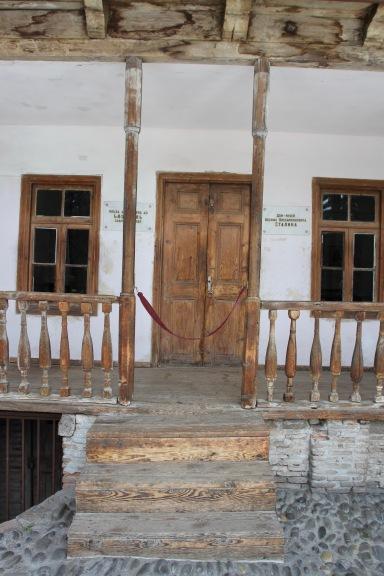 Joseph Stalin's childhood house, Stalin Museum, Gori, Georgia