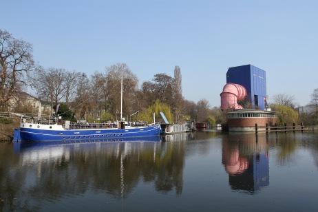 Landwehr Canal, Berlin