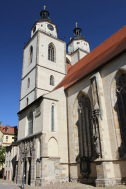 Church of St. Mary, Lutherstadt Wittenberg, Germany