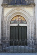 95 Theses Door, All Saints' Church, Lutherstadt Wittenberg, Germany