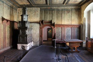 Luther's Table, Luther House, Lutherstadt Wittenberg, Germany