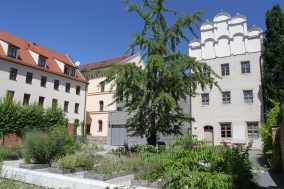House of Philipp Melanchthon, Lutherstadt Wittenberg, Germany