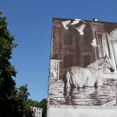 Ricky Lee Gordon, Street Art, Berlin