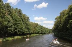 Gosener Canal, Berlin, Germany