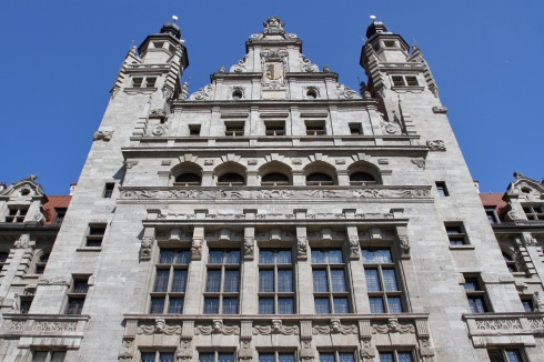 New Town Hall, Leipzig, Germany