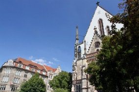 Thomaskirche, Leipzig, Germany