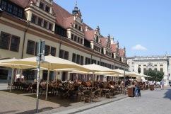 Naschmarkt, Leipzig, Germany