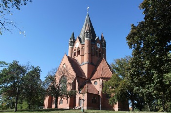 Church of St. Paul, Halle, Germany