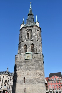 Roter Turm, Halle, Germany