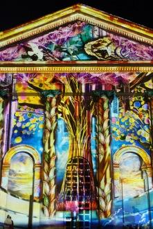St. Hedwigs, Bebelplatz, Festival of Lights, Berlin