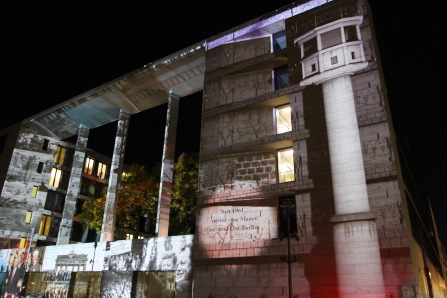 Foreign Office, Berlin Festival of Lights, Germany
