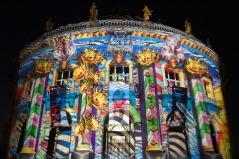 Bode Museum, Festival of Lights, Berlin, Germany