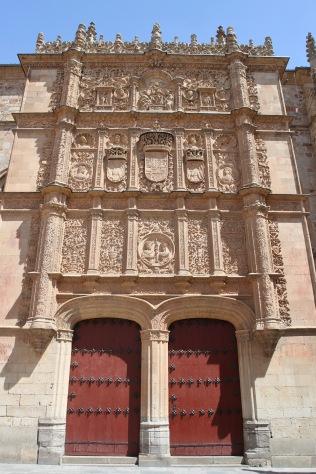 Escuelas Mayores de Salamanca, Castile and León, Spain