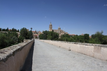Roman Bridge, Salamanca, Spain