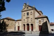 Iglesia de San Pablo, Salamanca, Spain
