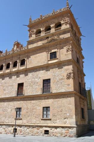 Monterrey's palace, Salamanca, Spain
