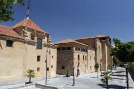 Convento de la Anunciación, Salamanca, Spain