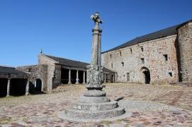 Sanctuary of the Peña de Francia, Castilla y Leon, Spain