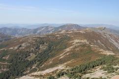 Views from the Peña de Francia, Castilla y Leon, Spain