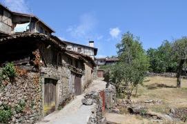 La Alberca, Sierra de Francia, Castilla y Leon, Spain